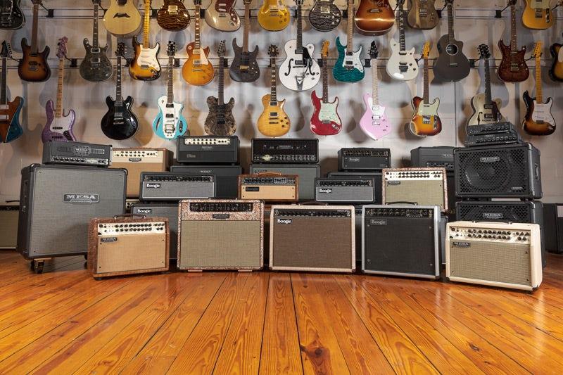 Lark Guitars MESA/Boogie Selection