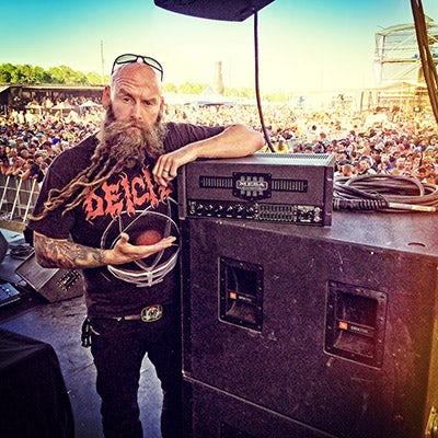 Chris Kael - Five Finger Death Punch