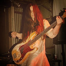 Paz Lenchantin - The Entrance Band