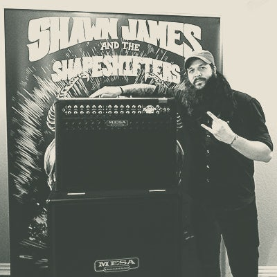 Shawn James - Shawn James and the Shapeshifters