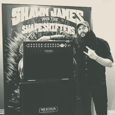 Shawn James