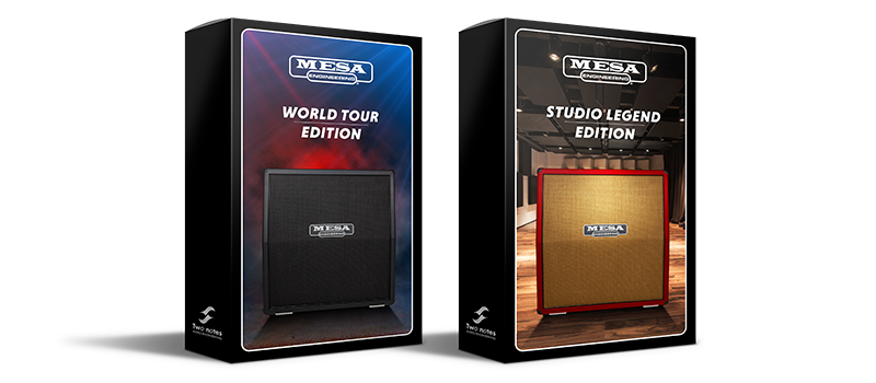 World Tour Edition and Studio Legend Edition Set