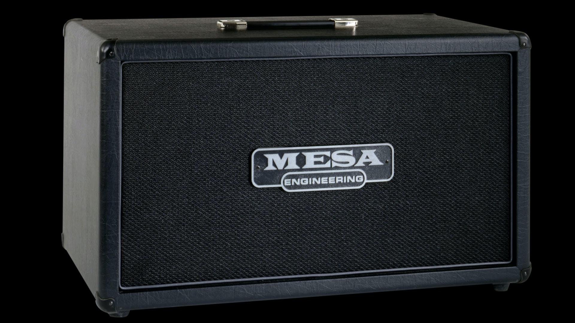 2x12 Road King Horizontal Guitar Amplifier Cabinet