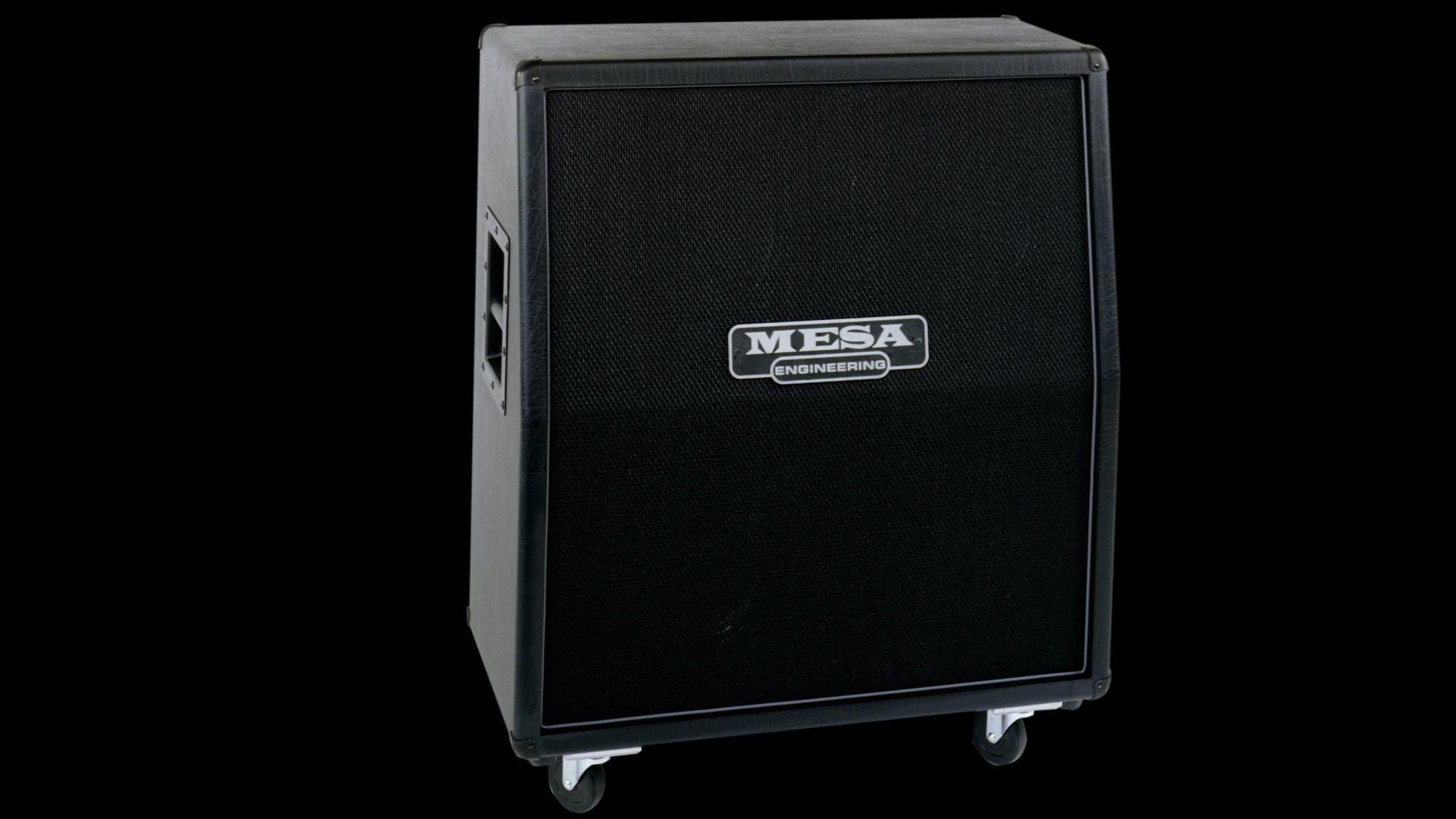4x12 Road King Slant Guitar Amplifier Cabinet