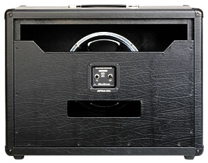 1x12 Three-Quarter Back™ Guitar Cabinet, back