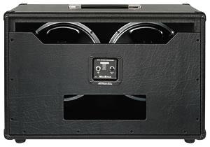 2x12 Three-Quarter Back™  Guitar Cabinet, back