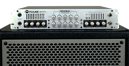 M-Pulse® 600 Simul-State Bass Amplifier