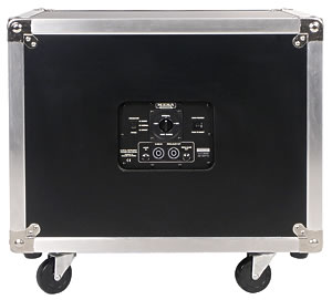 1x15 RoadReady™ - Bass Cabinet, back