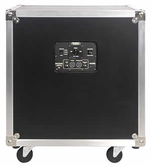 4x10 RoadReady™ - Bass Cabinet, back