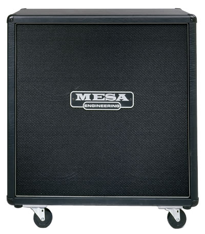 4x12 Stiletto Straight Cabinet, front