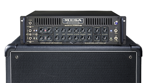 Titan Bass Amp