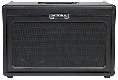 2x12 Electra Dyne 27 Guitar Cabinet, front
