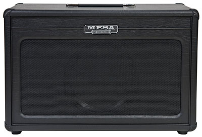 1x12 Electra Dyne™ 27 Guitar Cabinet, front