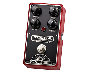 Boost Pedals Tone-Burst™