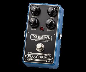 Drive Pedals Flux-Drive™