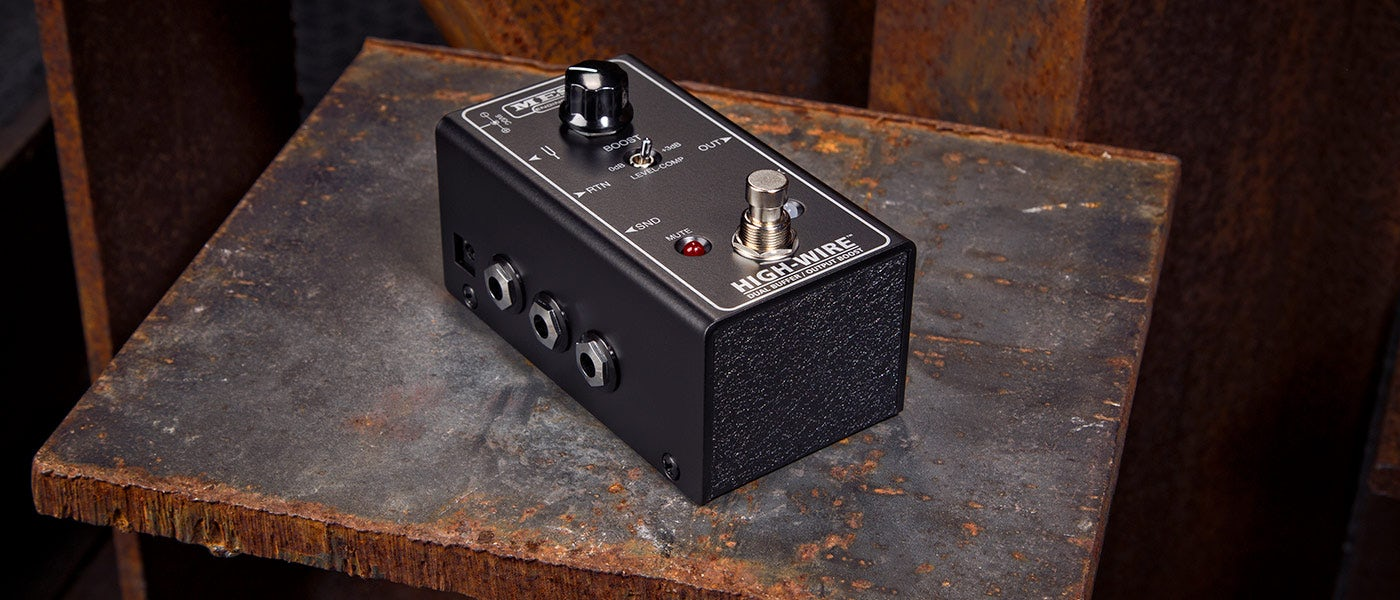High-Wire™ Dual Buffer & Output Boost