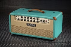 Lone Star Teal Bronco, Vanilla Bronco, Cream Tan Grille