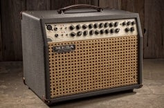Rosette 300 / Two: Eight Acoustic Combo - British Slate Bronco, Wicker Grille