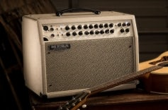 Rosette 300 / Two: Eight Acoustic Combo - Cream Bronco, Cream & Black Jute Grille