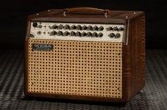 Rosette 300 / Two: Eight Acoustic Combo - Premier Walnut, Wicker Grille