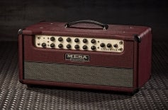 Lone Star Head, British Cabernet, Grey Black Grille