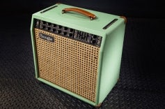 Mark Five: 35 Combo - Surf Green Bronco, Wicker Grille