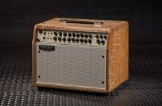 Rosette 300 / Two:Eight Acoustic Combo - Premier Quilt Maple, White Nylon Grille